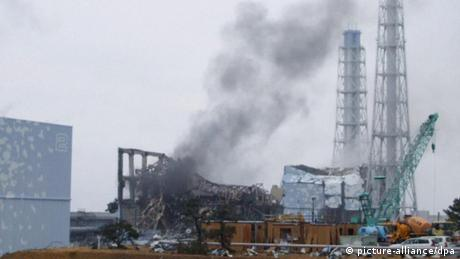 Fukushima Daiichi Atomkraftwerk (picture-alliance/dpa)