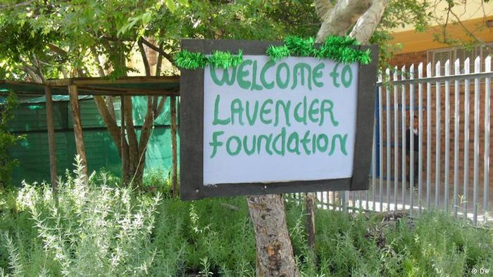 Lavender Hill Projeckt in Cape Town