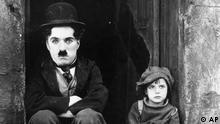 Charlie Chaplin the Kid