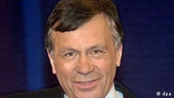 Der britische Botschafter in Deutschland: Sir Peter Torry