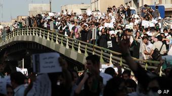 عدهای از بازداشتشدگان حوادث پس از انتخابات سال ۱۳۸۸ در بازداشتگاه کهریزک کشته شدند