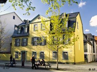 Museu Schiller, em Weimar