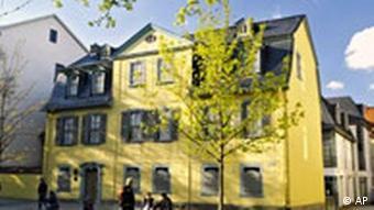 Schiller Museum in Weimar