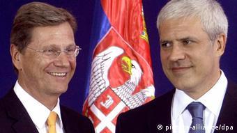 Balkanreise Westerwelle