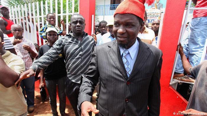 Kumba Ialá disse que eleições são fraudulentas e reitera que não vai aceitar resultados de 18.03