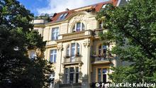 Wohnhaus in Berlin-Charlottenburg Steigende Immobilienpreise