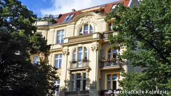 Престижный жилой дом в Берлине
