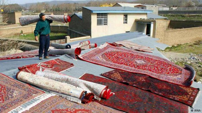 Teppichwäsche Iran