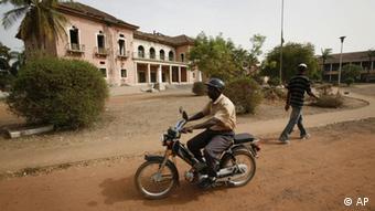 Guinea Bissau alter Präsidentenpalast