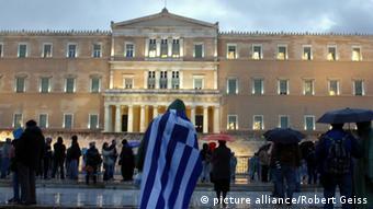 Griechenland Parlament Athen