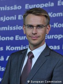Peter Stano Pressesprecher der EK für Erweiterung und Nachbarschaftspolitik (European Commission)