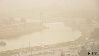 آلودگی هوا و محیطزیست در شهرهای ایران شدت گرفته است
