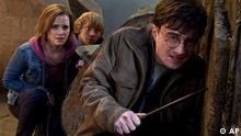 Szene aus einem Harry-Potter-Film