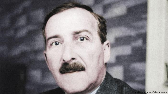 Escritor Stefan Zweig emigrou para o Brasil em 1940