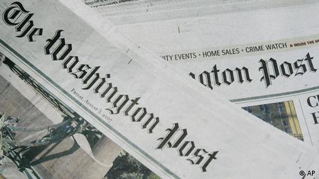 USa Zeitung Washington Post (AP)