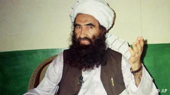 Jalaluddin Haqqani, founder of the militant Haqqani network
