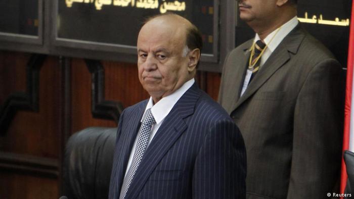 عبد ربه منصور هادی، جانشین صالح