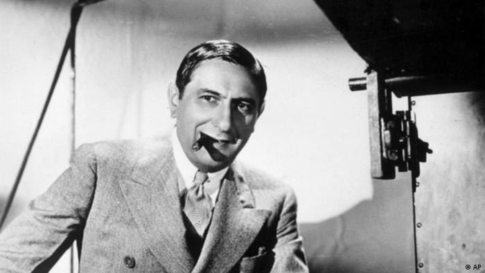 Ernst Lubitsch (Photo: AP)