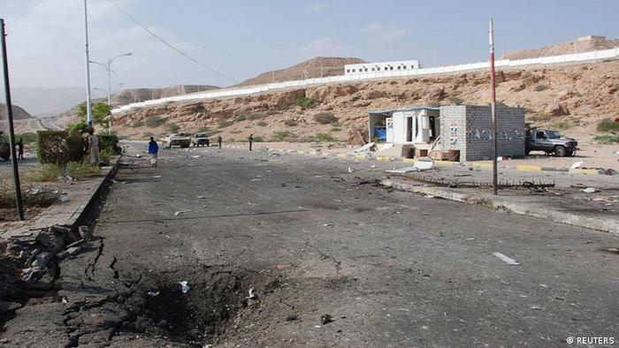 Selbstmordanschlag Jemen