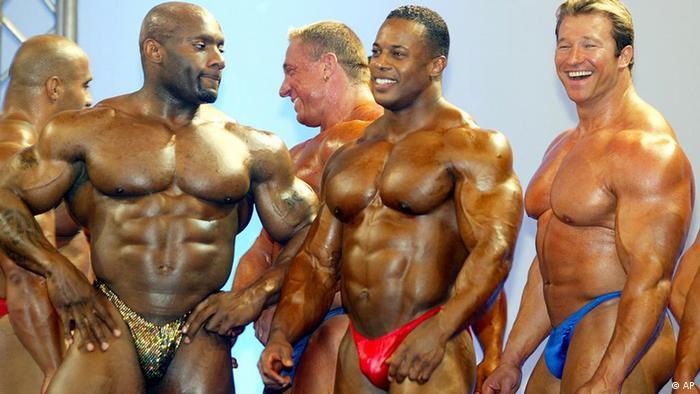 Deutschland Bodybuilding