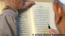 Tag der Offenen Moschee in Berlin