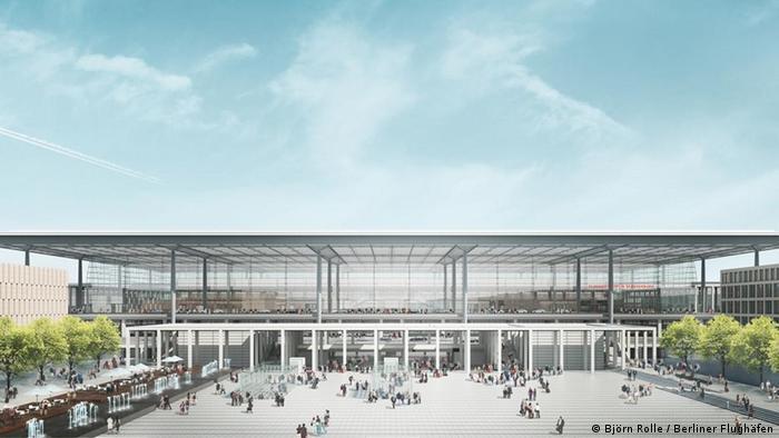Nova zračna luka u Berlinu