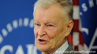 Zbigniew Brzezinski (Foto: Zhang Jun)