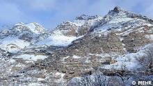 A Kurdish village in Iran.<br /> Source MEHR<br />