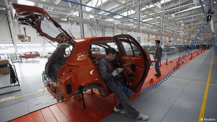 Great Wall Motor Autowerk Bulgarien Lovech Lowetsch (Reuters)