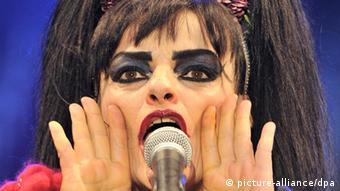 Punk-Ikone Nina Hagen (Foto: dpa)