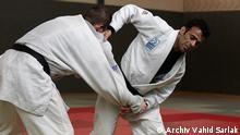 Vahid Sarklak Judokämpfer Iran