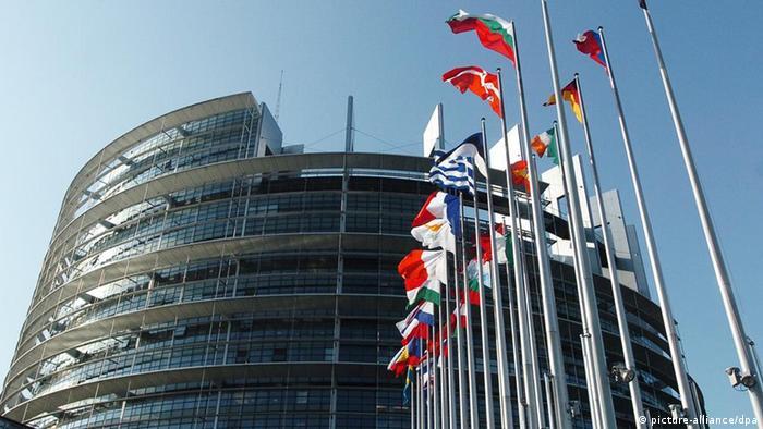 Straßburg Europäisches Parlament
