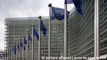 Gebäude der EU-Kommission in Brüssel!