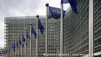 EU Commission building in Brüssel. (Photo: picture alliance/ Arco Images GmbH)