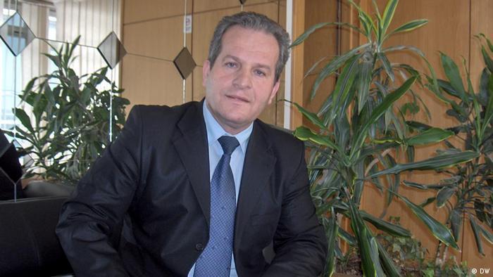 Duljko Hasic, Wirtschaftsexperte aus Bosnien und Herzegowina