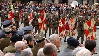 60 Jahrestag Kriegsende Warschau