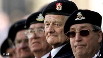 60 Jahrestag Kriegsende London