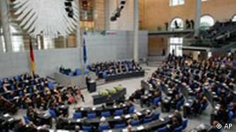 60 Jahrestag Kriegsende Berlin Horst Köhler Bundestag