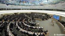UN-Menschenrechtsrat Genf Debatte Menschenrechte und humanitäre Situation Syrien Februar 2012