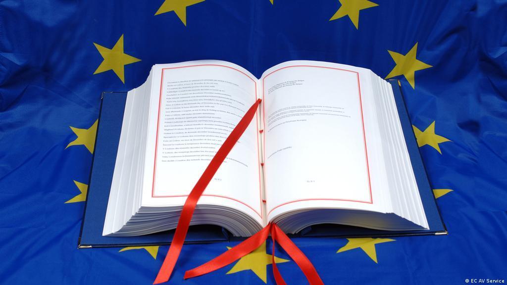 Лисабонският договор = повече демокрация   Запознайте се: Европа ...