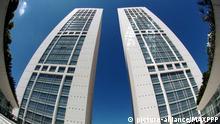 Symbolbild Wirtschaftsbeziehungen Deutschland Marokko Casablanca Twin Center