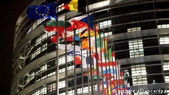Symbolbild EU Parlament
