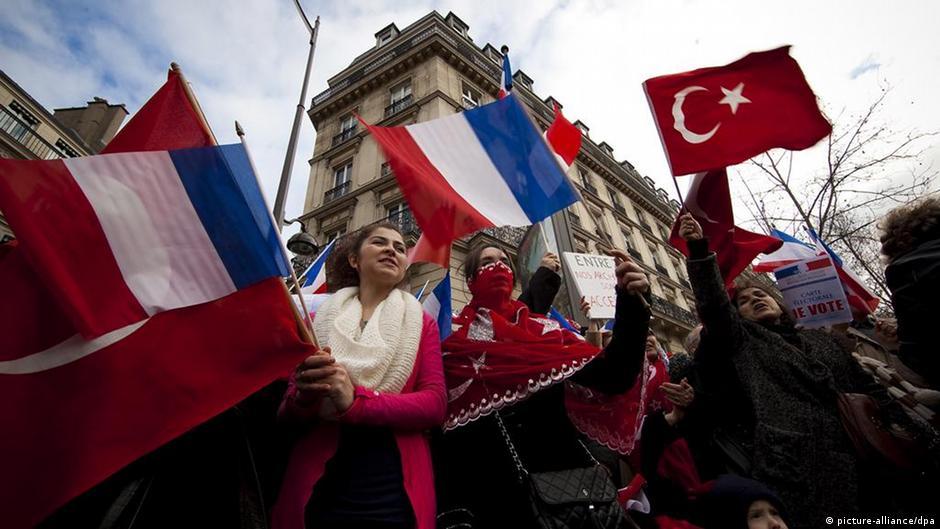 Fransız sağı AB'de Türkiye'yi istemiyor