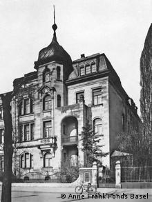 Haus der Familie Frank in Frankfurt