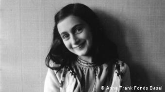 Foto de Anne Frank