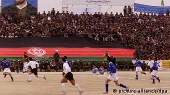 Kabul's Ghazi stadium