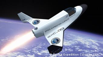 Weltraumtourismus Space XC