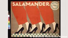 Plakatsammlung Hans Sachs, Deutsches Historisches Museum