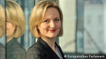 MEP Franziska Brantner from the Greens (Photo: European Parliament)