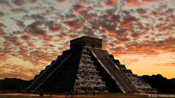 Piramida u Chichen Itza